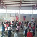 taller infantil de batucada